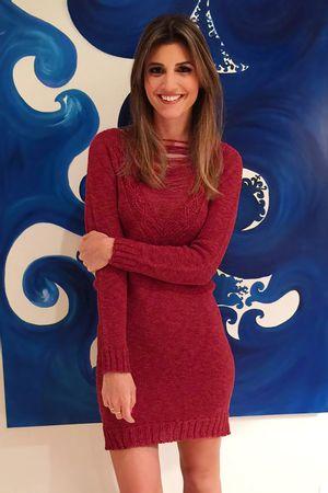Pullover dress Tricô Terra