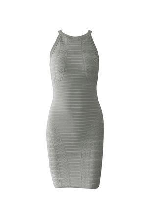 Vestido Bandagem Textura