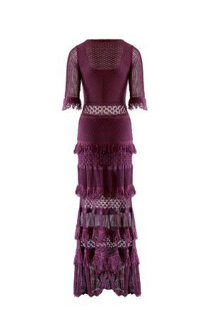 Vestido Tricot Penélope Marsala