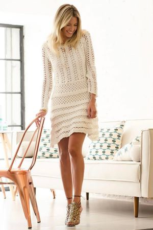 Vestido-tricot-renda-Helena-Bordon