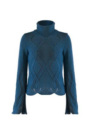 Blusa-Tricot-Flare-Azul