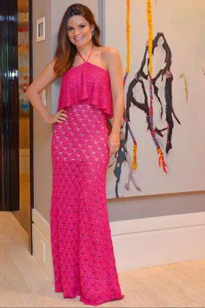 sophia-alckmin-Vestido-Decote-Amarrar-Conchita-Pink