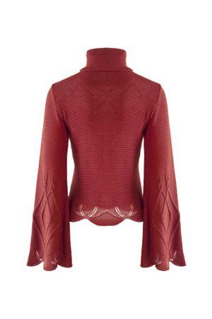 Blusa-Tricot-Flare-vermelha