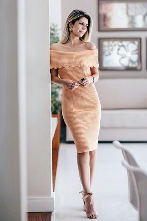 Vestido-Tricot-Canelado-Salmao-carol-tognon