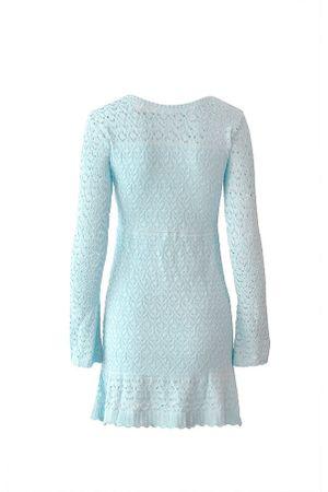 Vestido-Tricot-Maya-Azul