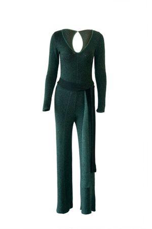 Jumpsuit-Trico-Verde