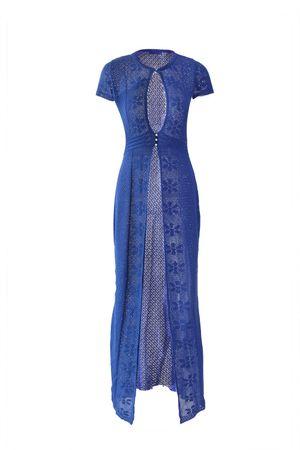 Saida-Trico-Floral-Azul-Indigo