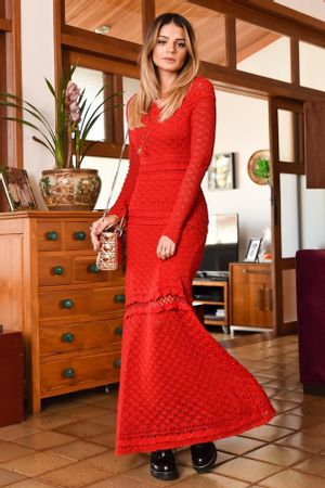 Vestido-Tricot-Lana-Vermelho-Vestido-Tricot-Lana-Vermelho