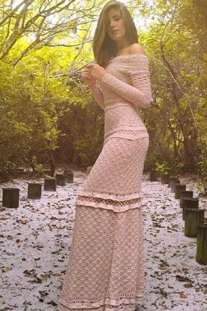 Vestido-Tricot-Lana-Areia-Camila-Queiroz