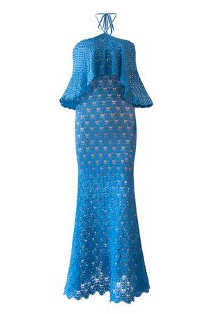 Vestido Decote Amarrar Conchita
