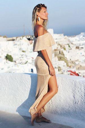 Vestido-Trico-Fenda-Babados-Nude2