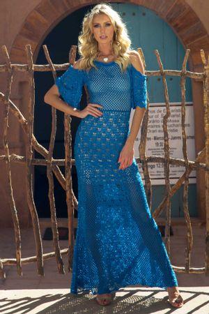 Vestido-Tricot-madreperola-azul