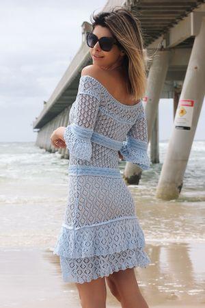 Vestido-Trico-Nina-Azul-Candy-carol-tognon