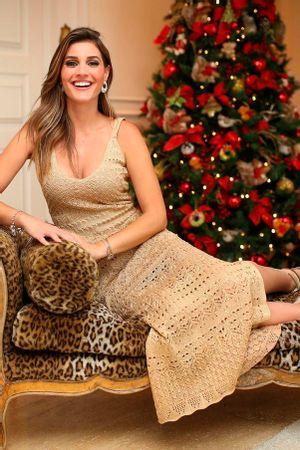 mariarudge-Vestido-Isabela-Rendado-Lurex-Dourado