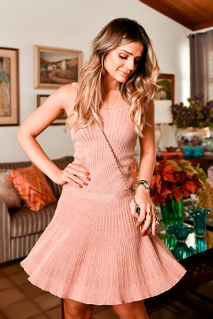 thassia-naves-Vestido-Tricot-Night-Rosa