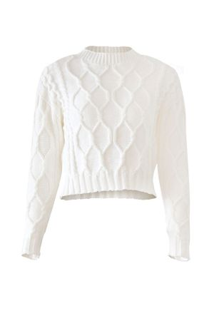 Cropped-Tricot-Sueter-Off-White