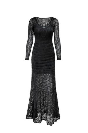Vestido-Tricot-Malaga-Preto