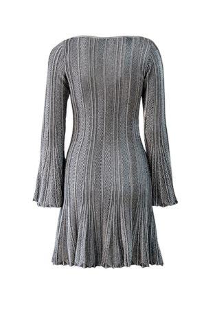 Vestido-Trico-Plissado-Madri-Prata-3