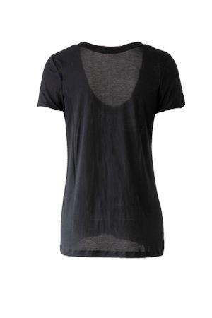 T-Shirt-Basica-Preta-U2