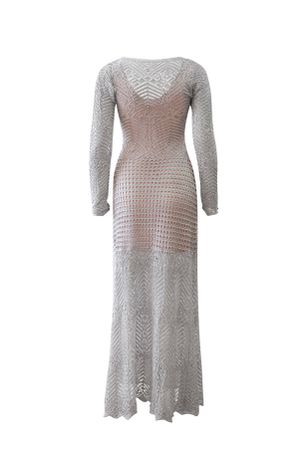 Vestido-Trico-Marbela-Prata