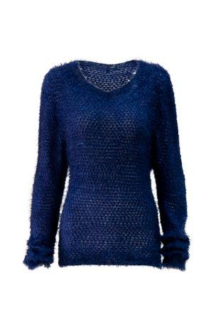 blusa-tricot-vintage-azul