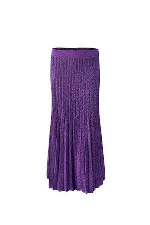 Saia-Lurex-Midi-Plissada-Violeta