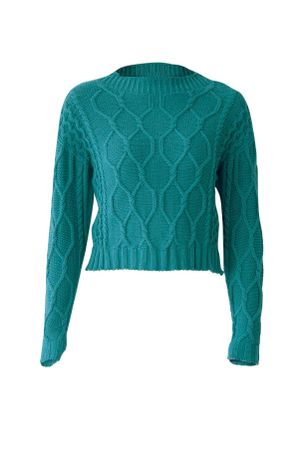 Cropped-Tricot-Sueter-Azul
