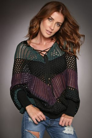 Blusa-Tricot-Sport-Oversized-Verde