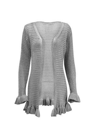 Cardigan-tricot-spring-prata