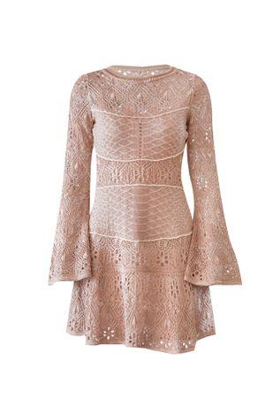 Vestido-tricot-cristal-camurca