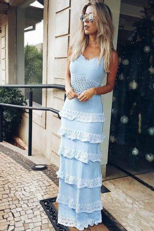 vestido-babados-azul-claro