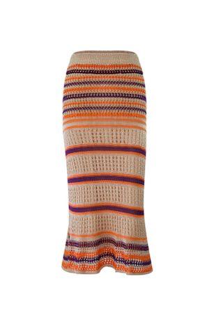 Mila-Knit-Skirt---Nude