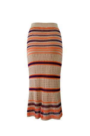 Mila-Knit-Skirt---Nude-2