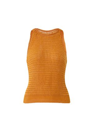 Cropped-Tricot-Helo-Ouro