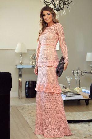 Vestido-Tricot-Longo-Cartagena-Rosa--Ariane-Canovas
