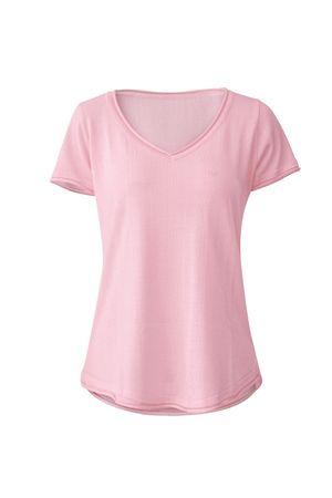 T-Shirt-Tricot-Basica-Rosa