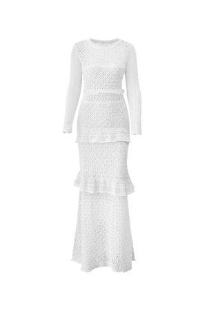Vestido-Tricot-Longo-Cartagena-Off-white
