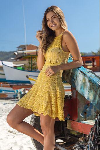 Vestido-Tricot-Wave-Amarelo-2