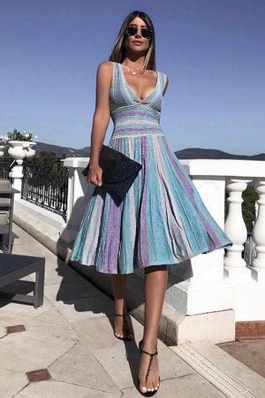 Vestido-Tricot-Aquamarine-Azul---chris-bittar