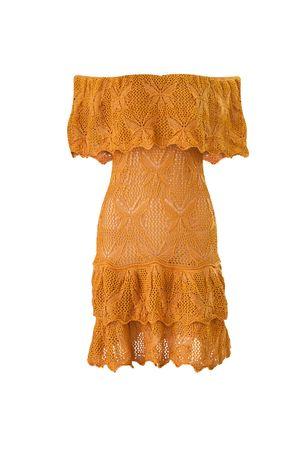 Vestido-Tricot-Luisa-Ouro