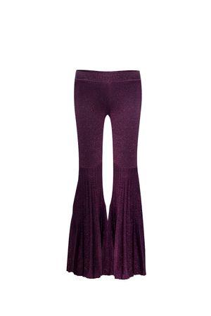 Calca-Shine-Lurex-Flare-Violeta
