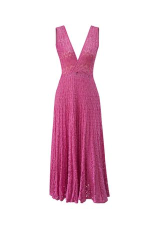 Leticia-Knit-Dress---Pink