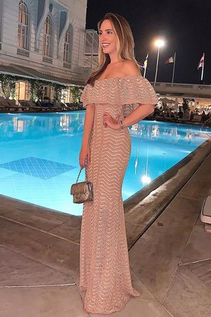 Vestido-Tricot-Shine-Mermaid-Nude---lele-saddi