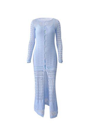 Vestido-Tricot-glam-azul