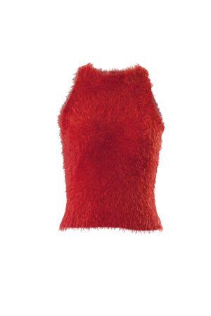 Cropped-Tricot-Geena-Vermelho