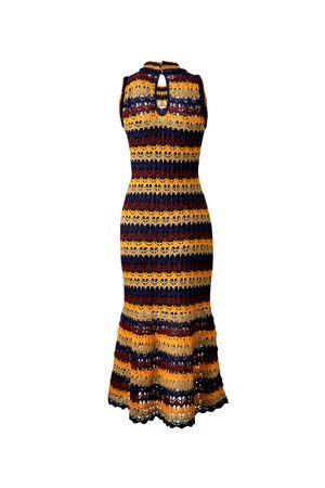 Meryl-Knit-Dress---Blue