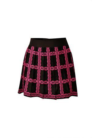 Mini-Saia-Tricot-Xadrez-Scarlet-Pink