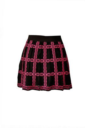 Mini-Saia-Tricot-Xadrez-Scarlet-Pink-2
