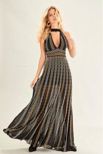Julia-Knit-Dress---Black