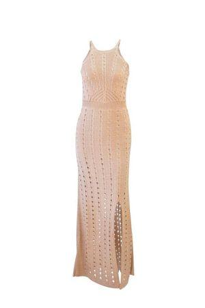 Vestido-Tricot-Longo-Julieta-Nude